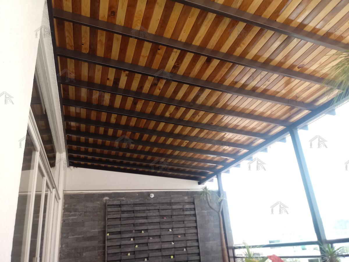 Techos Residenciales De Querétaro Terraza